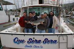 32lb salmon