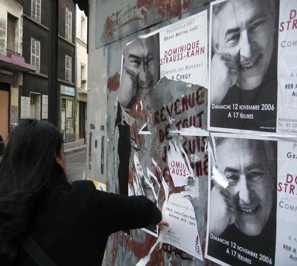 Pré-campagne Miss.Tic 2007