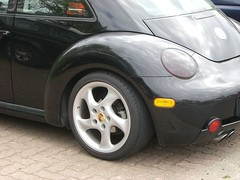 Porsche-VW-Cooperation - by Sörn
