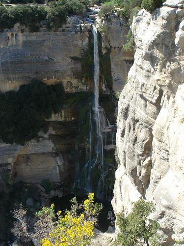 Sallent waterfall