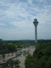 27.吉隆坡國際機場的塔台