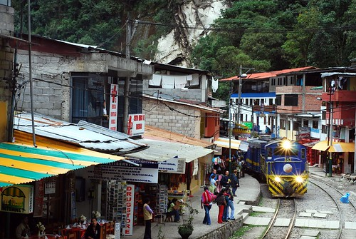 Aguas Calientes por Michael McDonough.