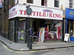 Picture of Textile King, Berwick Street