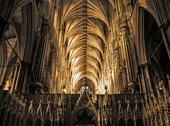 Westminster Abbey (Flickr)