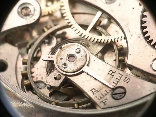 Часы: машина времени