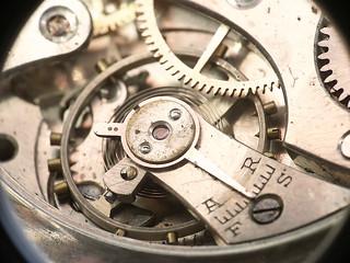 Time Machine Clockwork