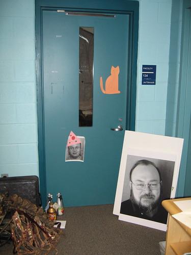 Joe's Door w/Joe...