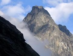 Kongen in the Romsdal Alps (Mike Dole) Tags: norway trollstigen kongen romsdalalps