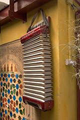 Fattoush accordion