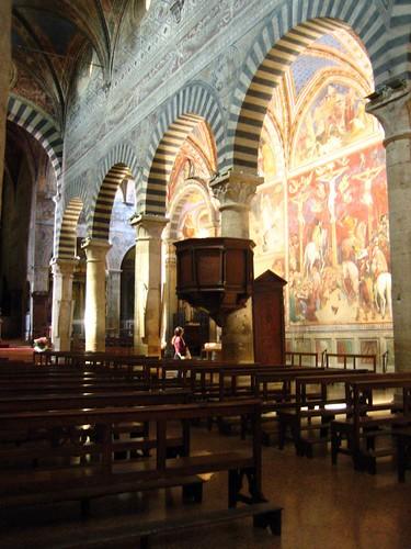 Frescoes in the Duomo