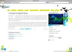 DJ Orkidea website