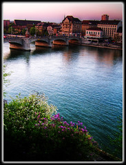 Sunset in Basel - by chop1n