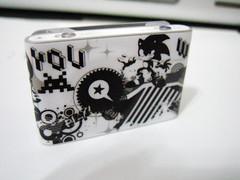 ShuffleArt 2nd Gen Shuffle Film - Front (Prototype) (ShuffleArt) Tags: apple macintosh singapore ibook ipod mp3 player nano shuffle shuffleart ipodnano macbook macbookpro maadsunday koobniks