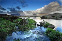 rannoch moor - by mike138