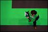 May I have your attention, please? (Sartori Simone) Tags: italien italy green geotagged europa europe italia greenpeace environment italie padova ambiente veneto ©allrightsreserved flickrworldwide simonesartori dialogatore civitas2007 fieradipadova sfidephotoamatoriwinner