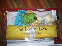 Sock Club package