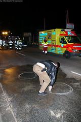 Schwerer Verkehrsunfall Kostheim 11.05.07
