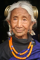 india - nagaland (Retlaw Snellac) Tags: people woman india canon photography 100v10f tribal elder ao tribe naga nagaland theface blueribbonwinner littlestories supershot flickrsbest superbmasterpiece diamondclassphotographer flickrdiamond waltercallens bachspicsgallery picswithsoul thegalleryoffineportraitphotography