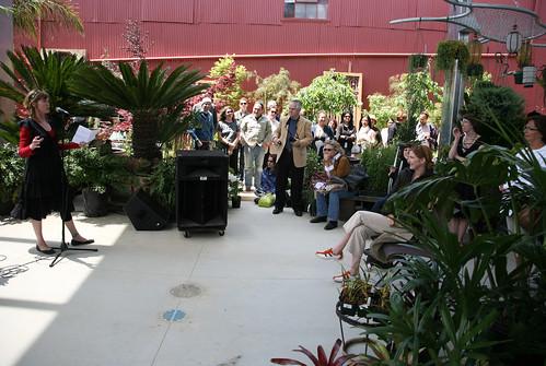 Flora Grubb Gardens Grand Opening