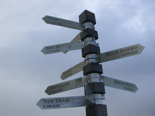 Cape Point Directions