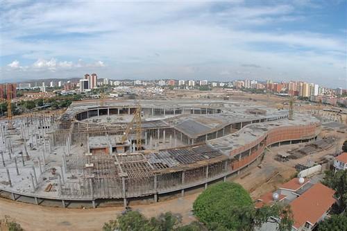 Sambil Barquisimeto - construcción