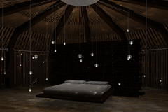 Ultrareal-bedroom (janepriceestrada) Tags: architecture visualization rendering 3dsmax 3dmax ultrareal