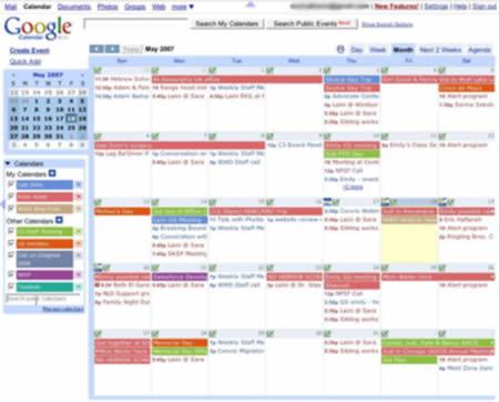 gigaom web worker head to head google calendar vs 30boxes