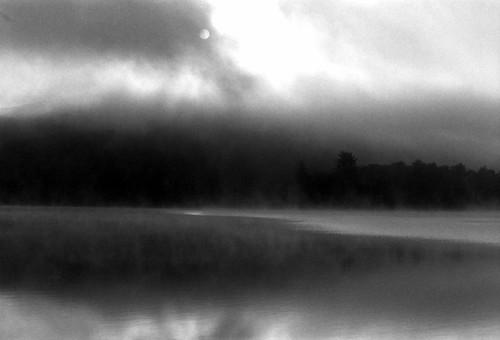 6th LAKE: DAWN MIST (by wildcardpoet)
