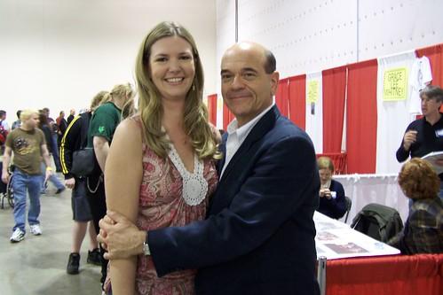 Robert Picardo and I