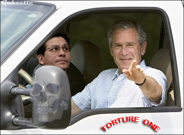 Torture One_Bush_Gonzo