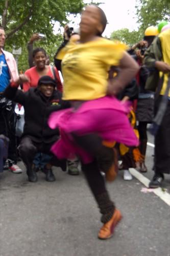 brazilian Dancing yea!