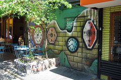 NYC - East Villlage: Clocks by Chico by wallyg, on Flickr