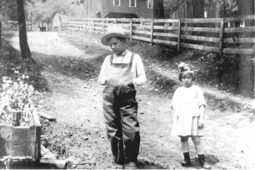 Richard and Margaret Schroyer