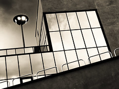 La luce sono io - (The light is me) ([ piXo ]) Tags: light torino flux aem luce moncalieri interestingness172 centraletermoelettrica bnscorci