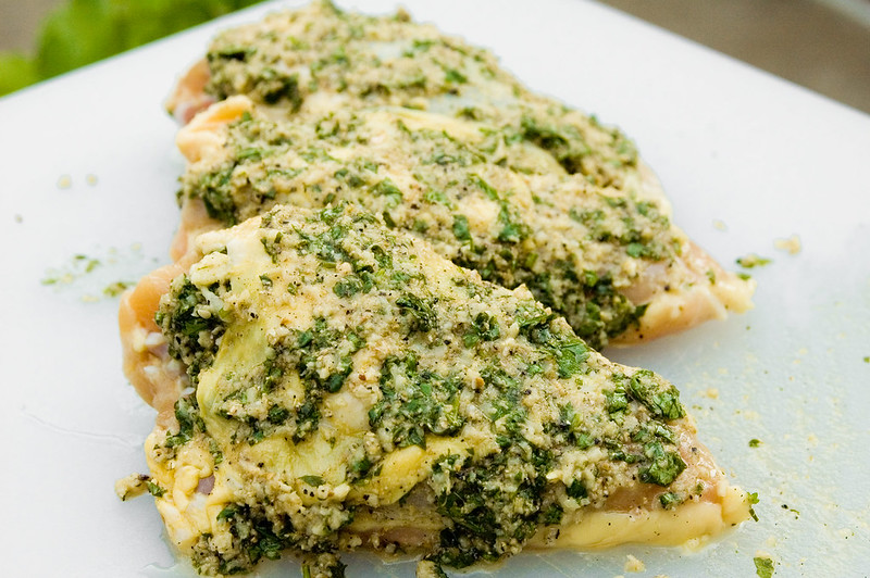 Thai Chicken Breasts