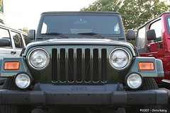 Jeep - Frontal (FadderUri) Tags: auto car automobile jeep vehicle suv cwd33 startswithj tacwdd