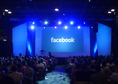 "Facebook Platform Launch (photo by Ted ""Dogster"" Rheingold)"