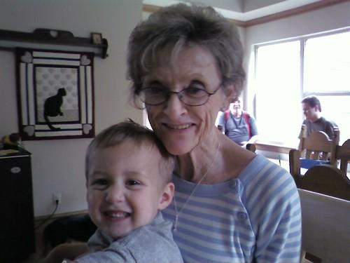 Noah and Mamaw
