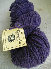 Beaverslide McTaggert Tweed in Elderberry