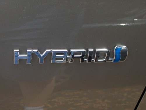 toyota prius hybrid car auto