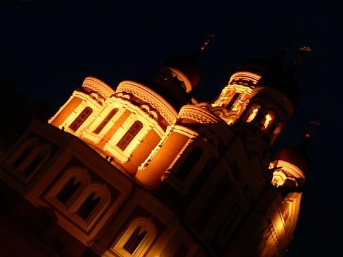 Tallinn Alexander Nevsky Cathedral
