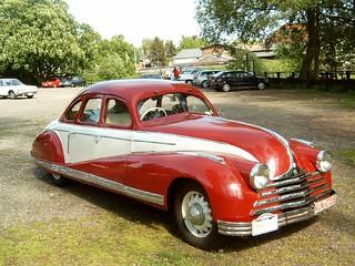 1938 Tatra T75 Linie Tousek