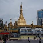 Sule Pagode - Yangon
