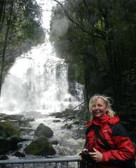 Nelson Falls (LeelooDallas) Tags: australia tasmania woods tree forest landscape neslon falls waterfall dana iwachow nikon coolpix s9100