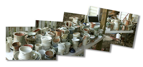 all the pots