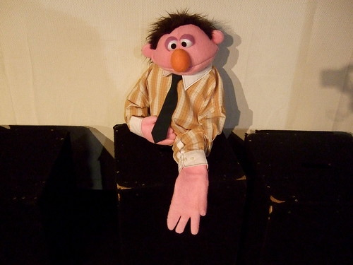 Discarded Puppet