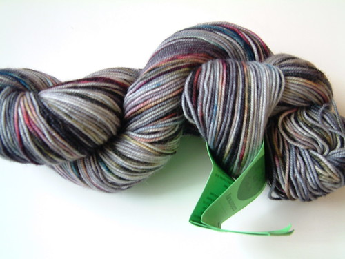 Colinette Jitterbug- Bright Charcoal