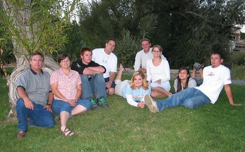 Deimler Family 2004