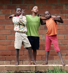 Three posers