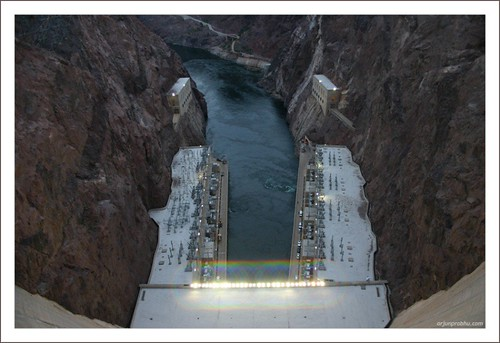 Power Station at Hoover Dam